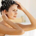 Укрепление волос чесноком