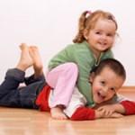 Излишняя чистота вредит детям
