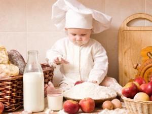 безопасность ребенка в кухне - bezopasnost rebenka v kuhne