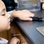 Безопасная для детей кухня