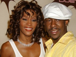 Бобби Браун и Уитни Хьюстон - Bobby Brown i Whitney Houston