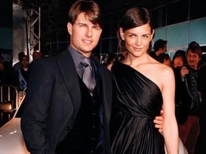 Том Круз и Кэти Холмс - Tom Cruise i Katie Holmes