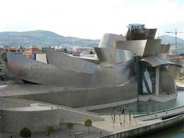 музей Гуггенхайма в Бильбао - Guggenheim Museum Bilbao