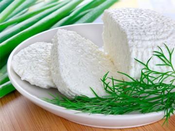 творог и зелень для детоксикационной диеты - tvorog i zelen dlya detox diety