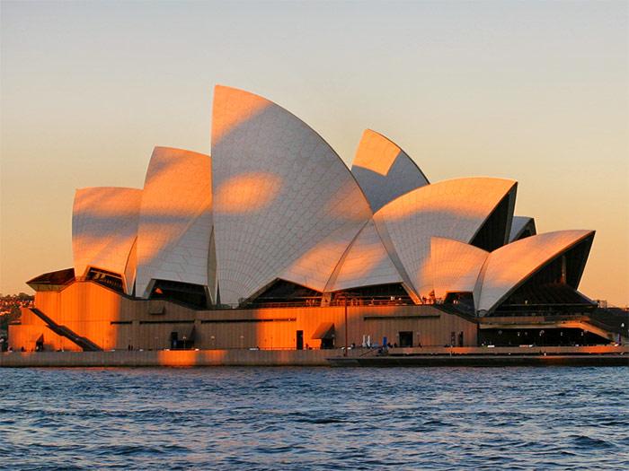 Сиднейская опера - Sydneyskaya opera
