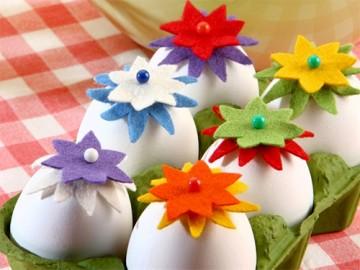 поделка из яиц к Пасхе - podelka iz yaits k Paskhe