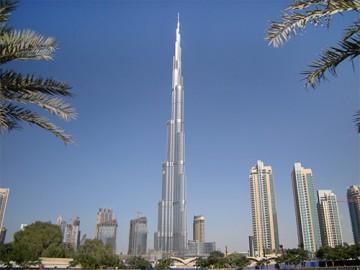 Бурдж-Халифа - Burj Khalifa
