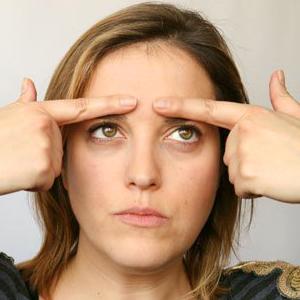 как увеличить глаза - kak uvelichit glaza