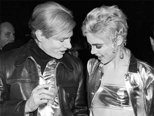 Эди Седжвик и Энди Уорхол - Edie Sedgwick and Andy Warhol