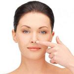 Упражнение для коррекции формы носа