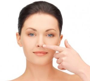 упражнения для коррекции формы носа