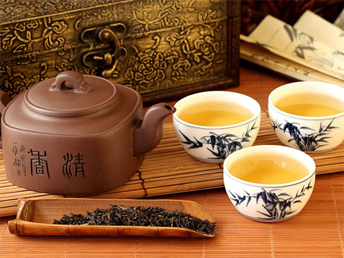 уход за собой по-японски: чай - uhod za soboy po-yaponski: chay