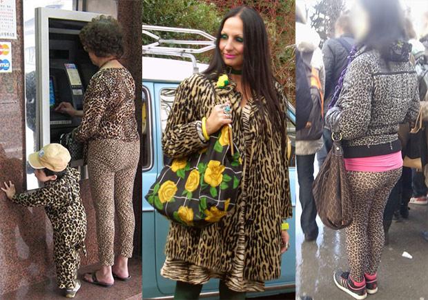 леопардовый принт: модные ошибки