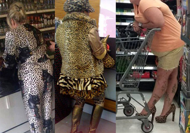леопардовый узор: с чем носить, а с чем нет