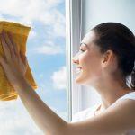 Окна, стекла, зеркала: полезные советы
